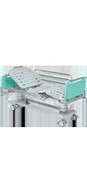 Кровать для интенсивной терапии, 4-х секционная. 11-CP207 (вариант 983)